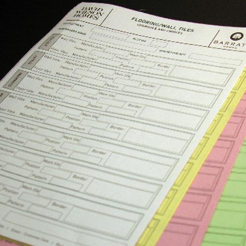 NCR pads for Property Developer