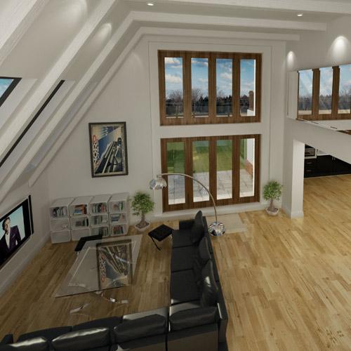 CGI – Property Interior, Lounge