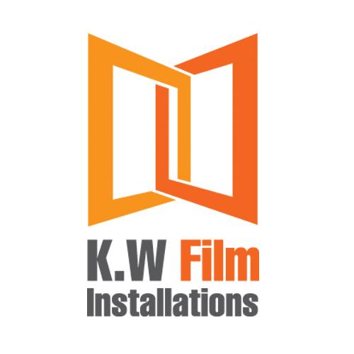 KW Film Installations logo design