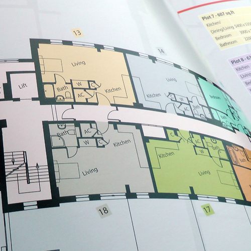 Property detail plans
