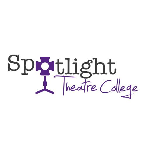 Spotlight Theatre College Logo