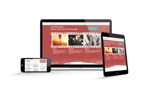 Dare – Logo, and Website design and build